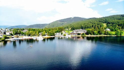 Titisee Lake